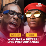 BETWEEN Burna Boy & Wizkid, Who Has A Better Live Performance?... (drop comment)