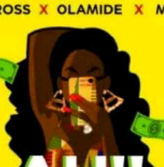DOWNLOAD Tony Ross - Ahh ft Olamide feat Magnito – Ah!!