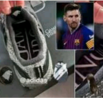 Lionel Messi Shows Off Customized Adidas Game Of Thrones Trainers (Photos)