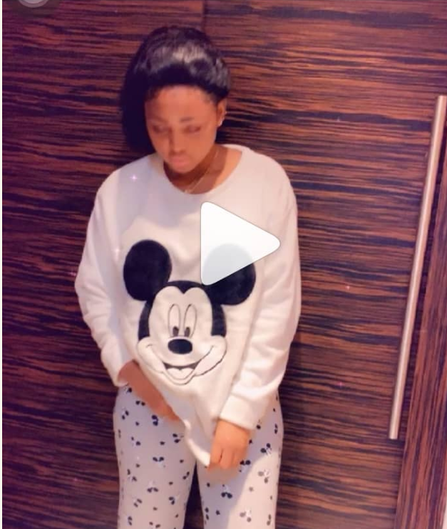 Regina Daniel Uploads Video Going Out With Billionaire Husband Nwoko