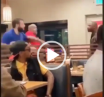 Nigerian Man Slapped A White Man For Insulting Him » Watch Fight
