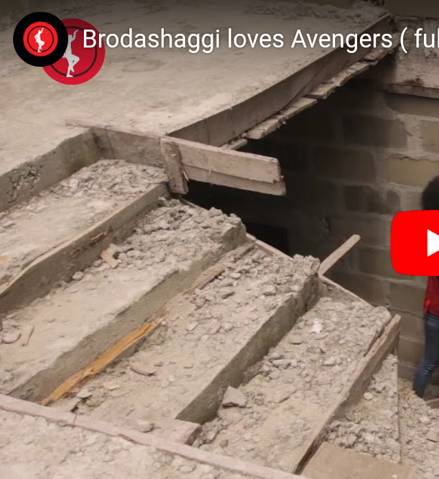 DOWNLOAD Comedy Video: Broda Shaggi – Broda Shaggi Loves Avengers
