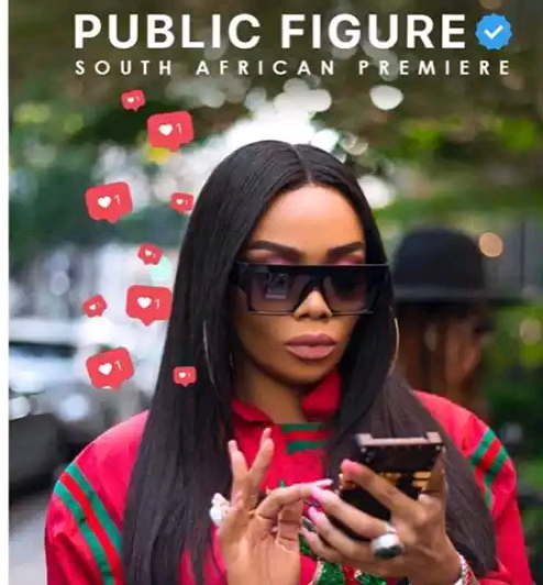 Bonang to Premiere Public Figure in South Africa