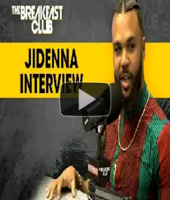 Nigeria Is The Sure Place To Meet Criminals – Jidenna TV Interview