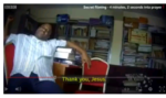 BBC Caught UNILAG Lecturer Red-handed Positioning A Female Student For S*x To Make Her Pass Exams