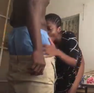 VIDEO – Babcock University Students Caught Having $£X In Their School Clinic