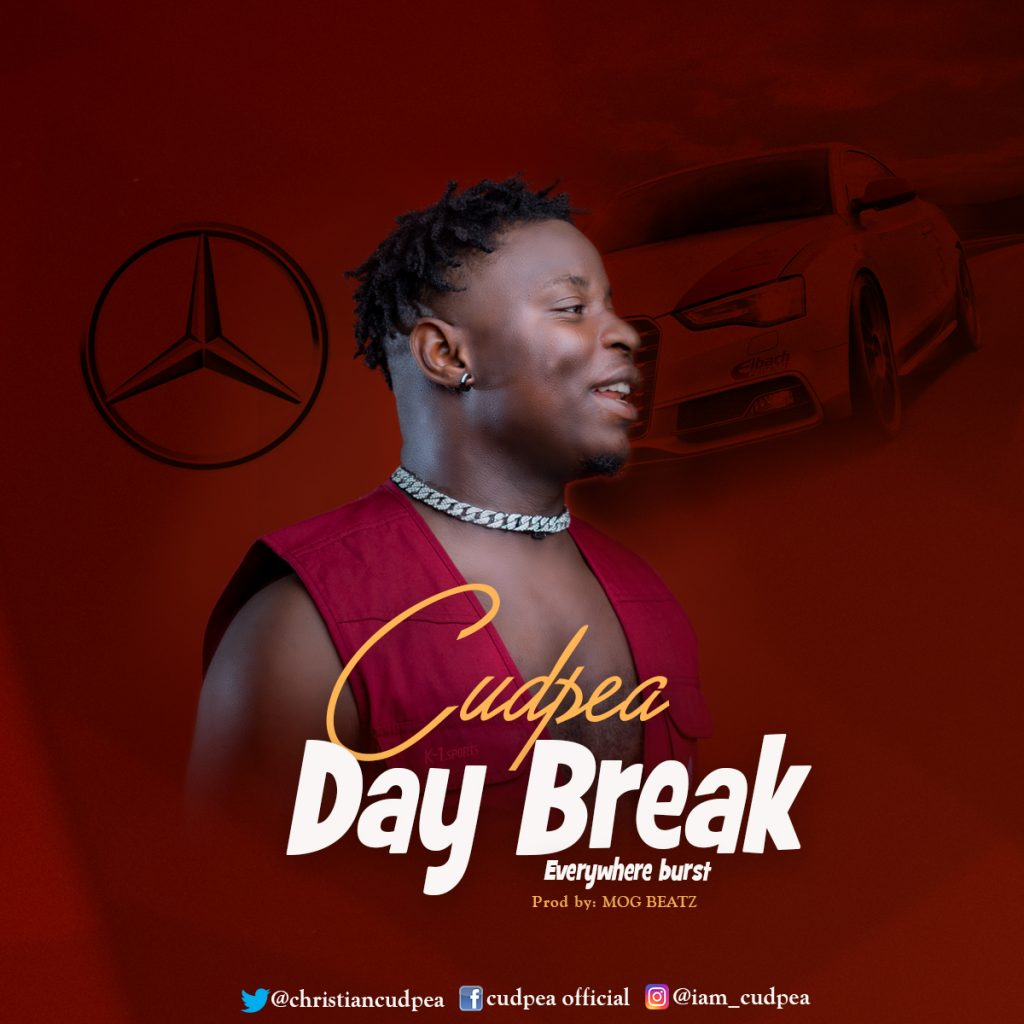 Music: Cudpea – Day Break Everywhere Burst
