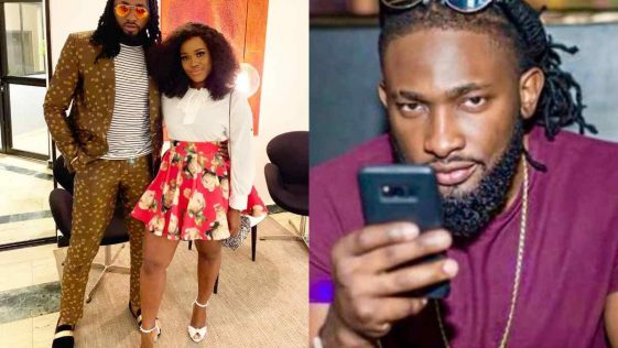 Uti Nwachukwu apologizes for calling Cee-C the most successful BBNaija 2018 Housemate