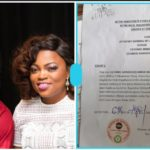 Popular Actress Jenifer (Funke) Arrested in Court For Celebrating Husband's Birthday In Lockdown Period