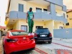 BIG CONGRATS!! Zlatan Ibile Buys Himself 2 Cars & 1 Mansion In Lekki (See Photo)