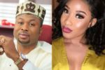 Tonto Dikeh's Husband 'Churchill' Petitioned IGP Against Wife