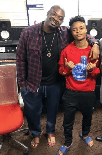 "MUSIC INDUSTRY – Don Jazzy Signs New Artiste ""Crayon"" To Mavin Records"