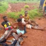 LATEST: Four Suspected Cultists With Guns Arrested In Enugu