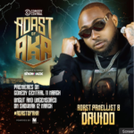"DMW Boss, Davido Joins ""Comedy Central Roast"""