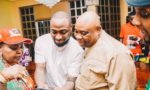 Police Arrests Davido's Uncle Senator Adeleke