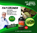 MEDICAL TREATMENT: Dr. Green Keto Fat Burner:- How It Works