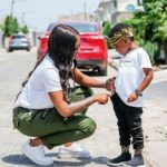 See What Singer Tiwa Savage Did Her Son 'Teebillz' 4 years ago after she broke up with husband