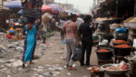 Director of LAWMA Lagos State Government Close Down Popular Market ... (See Pics)