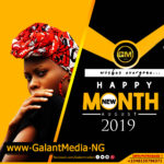 Happy New Month To All GalantMedians (August 2019)
