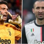 ITS CLOSE! Juventus Duo Buffon & Chiellini Set To Sign New Contracts