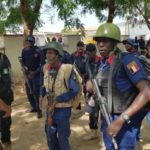 BUSTED!! NSCDC Arrest 2 Girlfriends Of Notorious Bandits