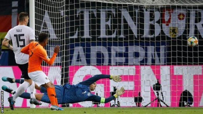 Download: Match Result (Germany 2 – 4 Netherlands) Watch Video