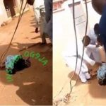 Too Bad!! High Tension Cable Kills Lady And Her Child In Katsina (Photo)