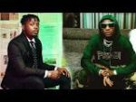 NEW MUSIC VIDEO Olamide – Totori Feat Wizkid