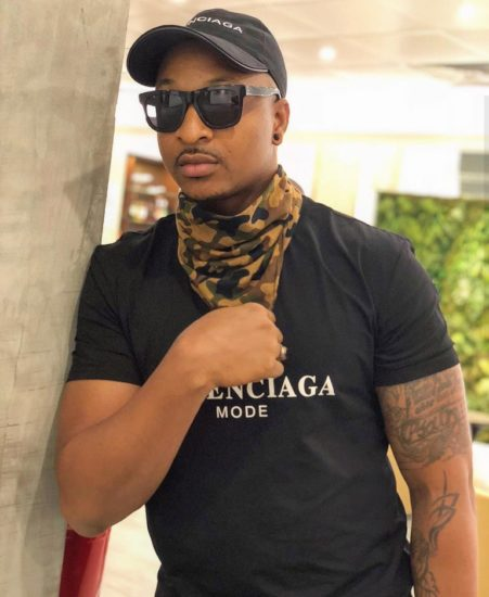 "IK Ogbonna Sued, Charge A Blogger To Court For Calling Him ""Gay"""