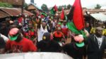 IPOB Declares Sit-at-home As President Buhari Visits Aba
