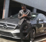Photos: Lil Kesh Buys Brand New Mercedes Benz Whip – See It