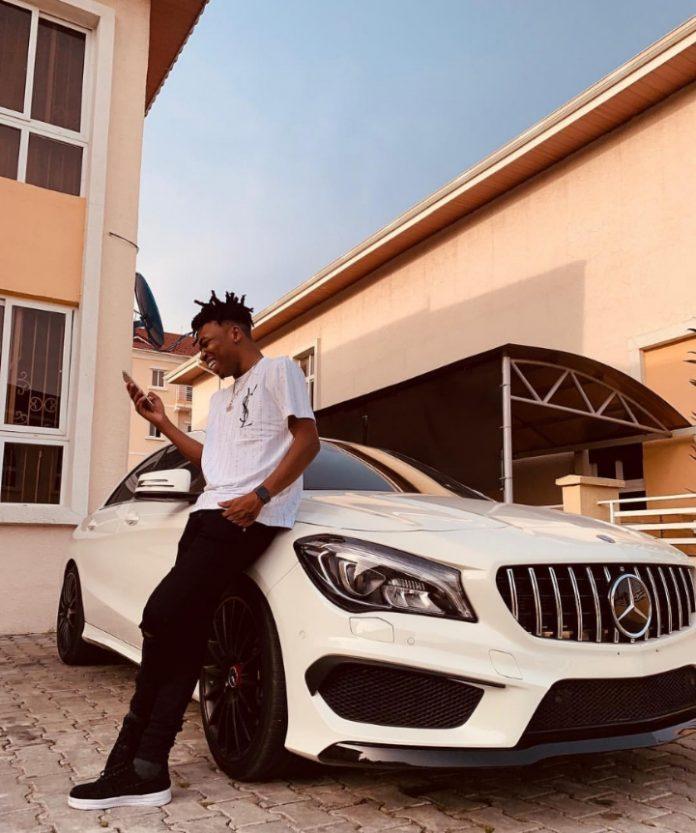 25th Birthday Anniversary – Mayorkun Buys N35 Million Benz