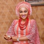 Mercy Aigbe Joins Mercedes Benz Gang (Photo)