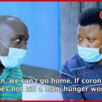 "FUNNY VIDEO: Akpan and Oduma ""CORONA KILLER"" — download comedy"