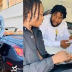 See Naira Marley's Godfather, 'Abu Abel' Who Always Bails Him out of Prison if Arrested