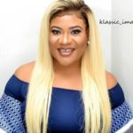 """I Don't Have Sense"" – Actress Nkechi Blessing Says After Being Dragged By Singer Dotman (Photo)"
