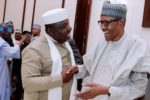 NAIJA NEWS RUGA Settlement: Buhari meets Bauchi, Plateau Governors In Aso Rock