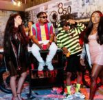 Look At Olamide And Wizkid Was Caught Doing In A Video Shoot