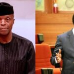 Shehu Sani reacts as VP Osinbajo calls for national debate over how to cut down the 'expensive' cost of government