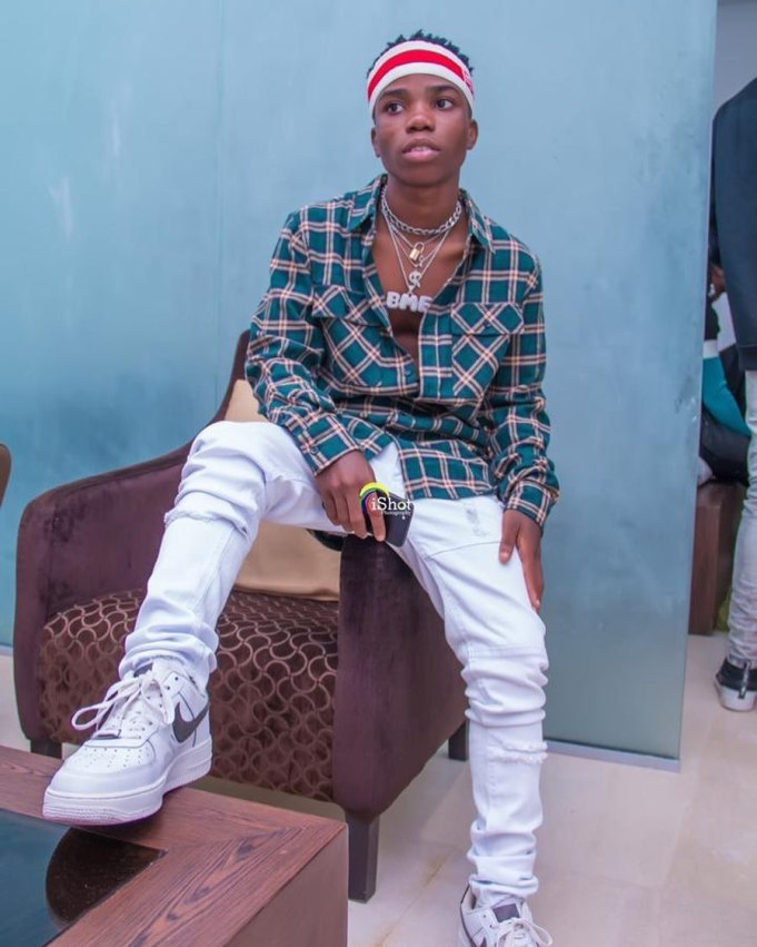 "This Not Fair; Olamide Finally Deny Artist ""Lyta"" off YBNL"