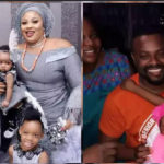 Handsome Pictures Of Nollywood Actor, Comedian Okon Lagos And Beautiful Wife