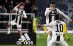 Juventus 3-0 Frosinone: Ronaldo shines as Dybala breaks goal drought