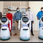 Rwanda Takes Delivery Of Robots That Can Test '150 Coronavirus People Per Minute'