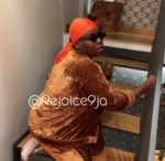 Teni Poses Like America's Next Top Model (Photos & Video)