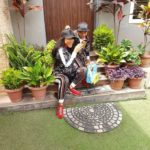 Tonto Dikeh Rocks Matching Tracksuits And Celebrate Her Son Childrens Day (Photos)