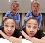 Tonto Dikeh Picks No Offense In Changing Son's Name To Her Surname