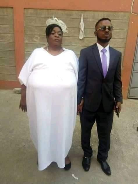 Beautiful Thing: Las Las This Young Guy Come Marry Big B00bs Sugar Mummy