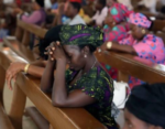 BREAKING! Woman Allegedly Strips Down Naked In Church & Urinates In Altar