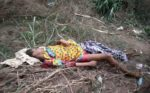 BREAKING NEWS: Woman Killed, Corpse Dumped Along The Road In Abia State