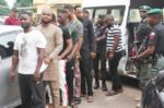 Efcc Operatives Arrested Eight Internet Fraudsters In Lagos (Yahoo Boys)